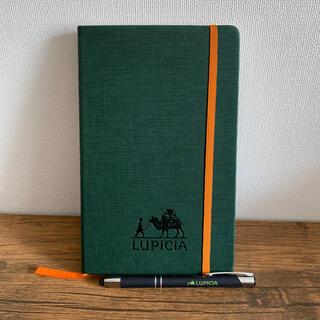 LUPICIA - ルピシア ノート タッチペン付きボールペン セット