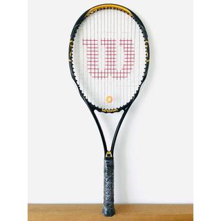 ウィルソン(wilson)の【美品】ウィルソン『K BLADE ブレード98』テニスラケット/G2/ブラック(ラケット)
