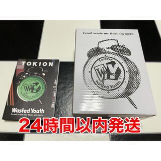TOKION wested youth 時計 (シルバー)
