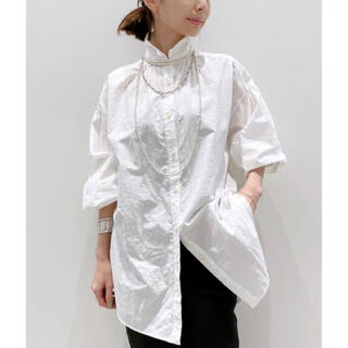 L'Appartement DEUXIEME CLASSE - 新品・タグ付【GOOD GRIEF!/グッドグリーフ】Gather Blouse