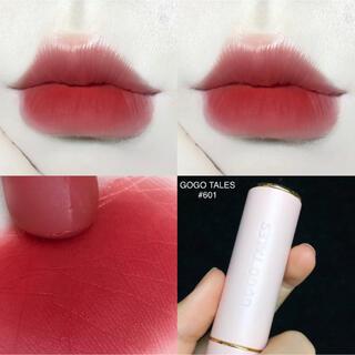 スリーシーイー(3ce)のGOGOTALES 口紅リップカラー601(口紅)
