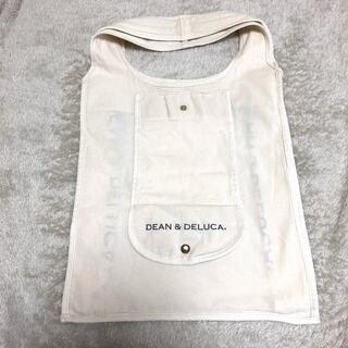 DEAN & DELUCA - DEAN& DELUCA のエコバック 白