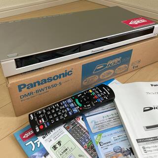 Panasonic - Panasonic DIGA DMR-BWT650 ブルーレイレコーダー