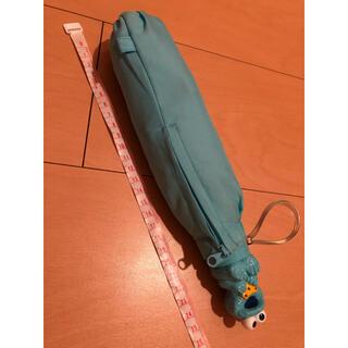 クッキーモンスター 折りたたみ傘 キャラクター(傘)