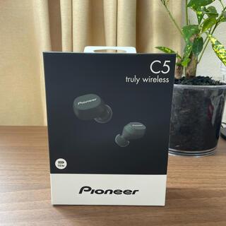 パイオニア(Pioneer)の【新品未開封】パイオニア フルワイヤレスイヤホン SE-C5TW(ヘッドフォン/イヤフォン)