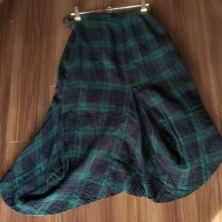 Vivienne Westwood - ヴィヴィアン タータン 変形スカート