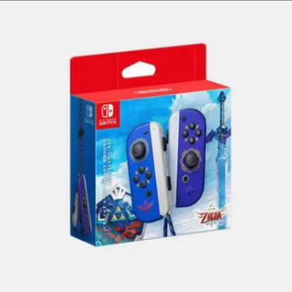 ニンテンドースイッチ(Nintendo Switch)のJoy-Con ゼルダの伝説 スカイウォードソード エディション(その他)