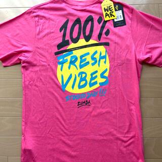 ZUNBA ズンバ Tシャツ フィットネス 新品タグ付き