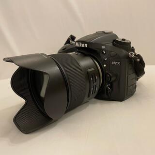 Nikon - Nikon D7200 (本体のみ)
