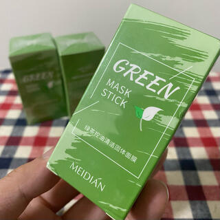 GREEN MASK STICK 緑茶 グリーン マスクパック 韓国コスメ