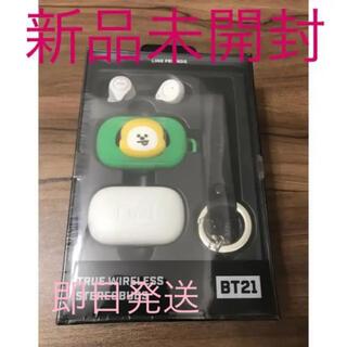 防弾少年団(BTS) - BTS/BT21 公式  Bluetooth ワイヤレスイヤホン  CHIMMY