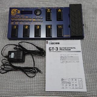 ボス(BOSS)のBOSS GT-3  ギターエフェクツプロセッサー(エフェクター)