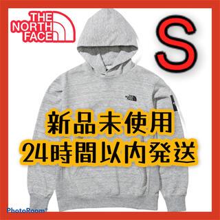 THE NORTH FACE - 【新品】ノースフェイス スクエアロゴフーディー メンズ Sサイズ