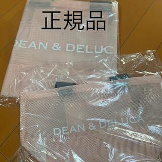 DEAN & DELUCA - Dean&deluca  メッシュ エコバッグ S &big size セット