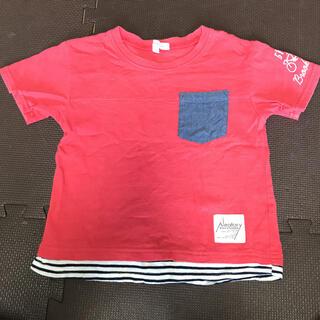 サンカンシオン(3can4on)のTシャツ 110cm(Tシャツ/カットソー)