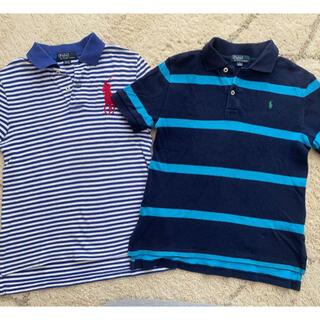 POLO RALPH LAUREN - ラルフローレン  ポロシャツ 2枚セット 130cm