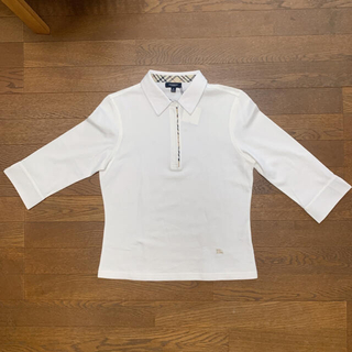 バーバリー(BURBERRY)のバーバリー ポロシャツ(ポロシャツ)