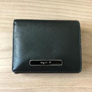 agnes b. - アニエスベー 折りたたみ財布