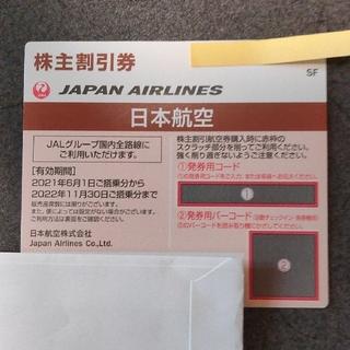 ジャル(ニホンコウクウ)(JAL(日本航空))のjion4182様専用 JAL株主優待券(その他)