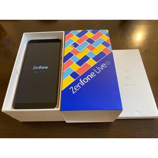 ASUS - ZenFone Live(L1) ローズピンク 32 GB SIMフリー