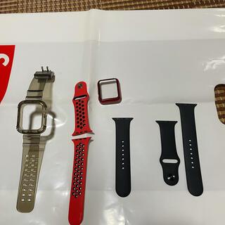 アップルウォッチ(Apple Watch)のアップルウォッチ3 42mm ベルト Apple(その他)