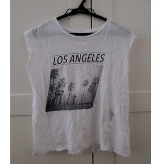 モロコバー(MOROKOBAR)の【MOROKOBAR】Los Angeles Tシャツ(Tシャツ(半袖/袖なし))