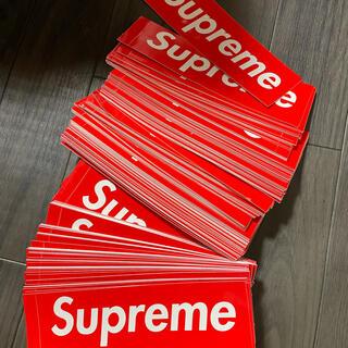 シュプリーム(Supreme)のsupreme シュプリーム sticker 5枚 セット(ステッカー)