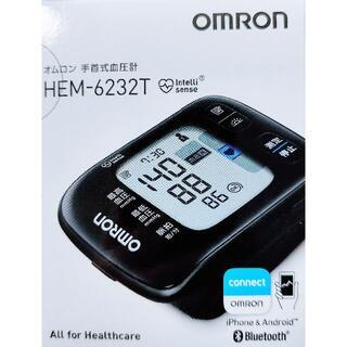 OMRON - 【新同品】オムロン血圧計  HEM-6232T