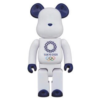 MEDICOM TOY - ベアブリック  東京オリンピック2020  100% 400%