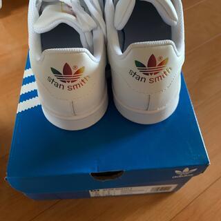 adidas - adidas スタンスミス38