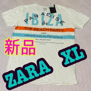 ZARA - ZARA Tシャツ 新品