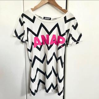 ANAP - ANAP Tシャツ アナップ カットソー