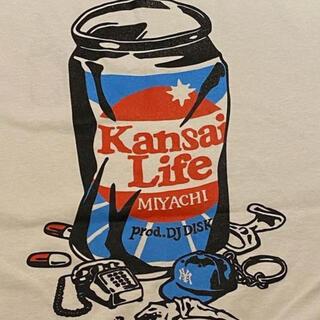 GDC - MIYACHI VERDY Tシャツ XL