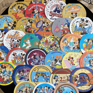 Disney - ディズニーリゾート 25周年 バラメモ