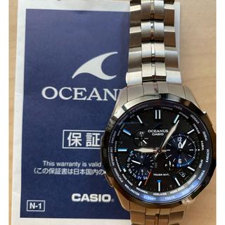 CASIO - カシオ オシアナス OCW-S2400E-1AJF