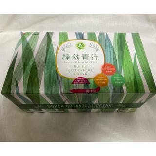 アサヒ - アサヒ緑健の緑効青汁 1箱(90袋)ポイントシール3枚