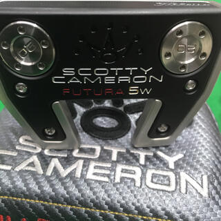 Scotty Cameron - スコッティキャメロン  FUTURA 5w 33インチ