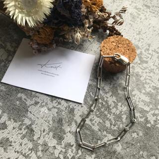 ビューティアンドユースユナイテッドアローズ(BEAUTY&YOUTH UNITED ARROWS)のSALE!silver 925 fine chain bracelet(ブレスレット/バングル)