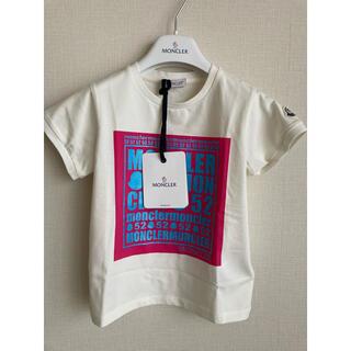 MONCLER KIDS 半袖 Tシャツ 5A 112cm
