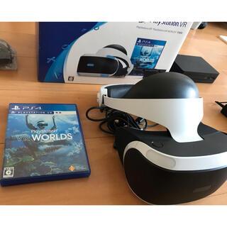 """プレイステーションヴィーアール(PlayStation VR)のPlayStation VR """"PlayStation VR WORLDS"""" 同(その他)"""