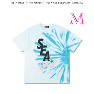 シー(SEA)の(新品)windandsea ウィンダンシー Tシャツ サイズM(Tシャツ/カットソー(半袖/袖なし))
