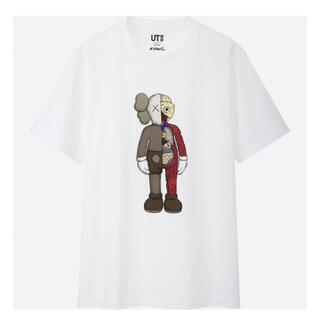 ユニクロ(UNIQLO)のカウズ KAWS UT UNIQLO(Tシャツ/カットソー(半袖/袖なし))