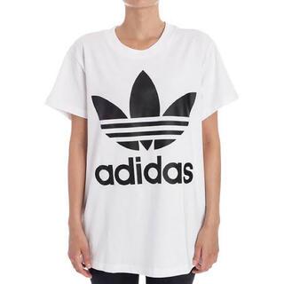 adidas - adidas アディダス Big Trefoil Tシャツ ビッグロゴ