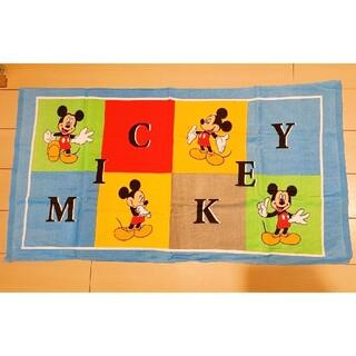 Disney - ミッキー バスタオル