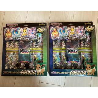 ポケモン(ポケモン)のイーブイヒーローズ vmax スペシャルセット(Box/デッキ/パック)