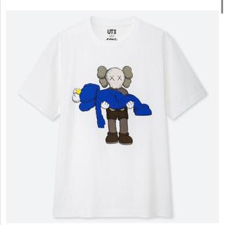 ユニクロ(UNIQLO)のKAWS  カウズ UNIQLO  UT(Tシャツ/カットソー(半袖/袖なし))