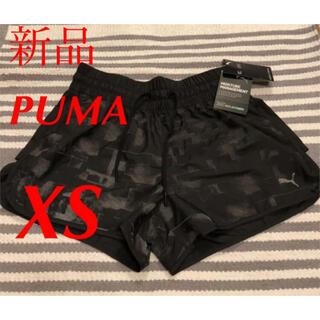 プーマ(PUMA)の❣️新品 プーマ ショートパンツ レディース ガールズ 吸水速乾 ブラック 黒(ショートパンツ)