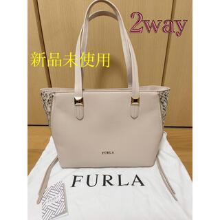 Furla - フルラ♡2wayトートバッグ キム サイドファスナー