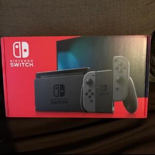 任天堂 - 【新品】Nintendo Switch 任天堂スイッチ 本体 グレー