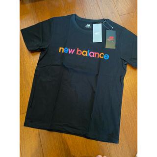 ニューバランス(New Balance)の【新品未使用】ビームスボーイ ニューバランス Tシャツ tee ブラック(Tシャツ(半袖/袖なし))